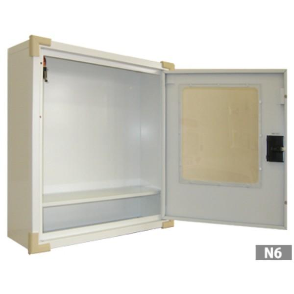 AED収納ボックス JYO-N6 【壁掛け・壁面設置タイプ】 suzumori 02