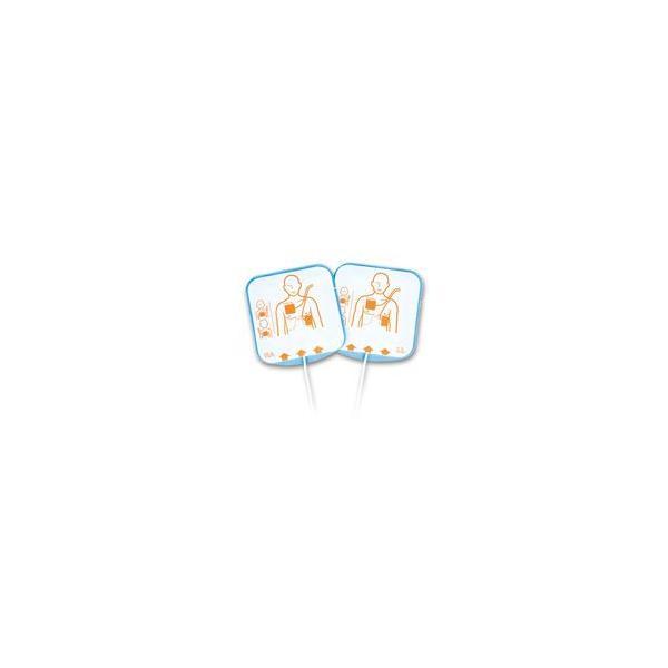 日本光電 AED-2100/AED-2150シリーズ/AED-2152用 使い捨て除細動パッド 【P-530 成人・小児共通パッド】H324|suzumori|02