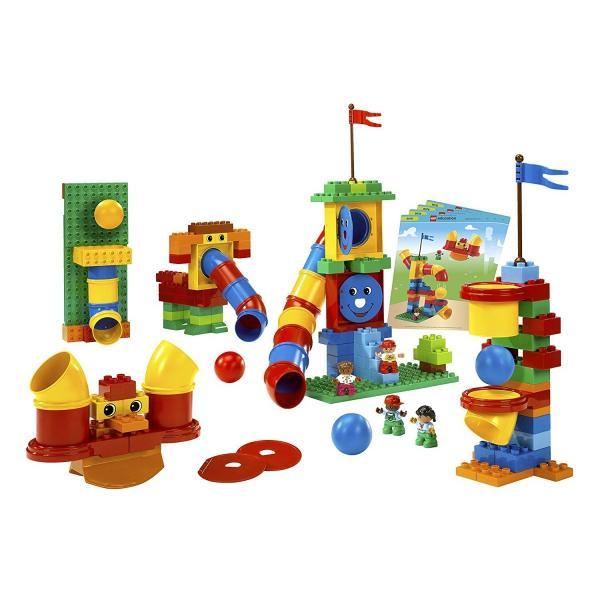 LEGO レゴ デュプロ 楽しい チューブセット 9076 国内正規品V95-5246|suzumori