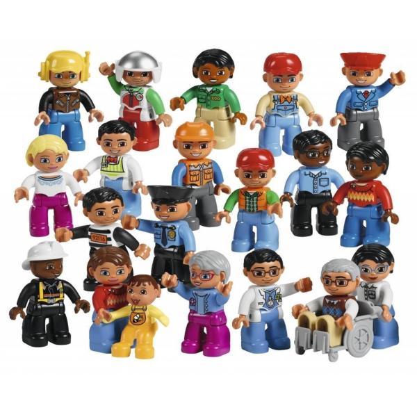 LEGO レゴ デュプロ はたらく人たち 45010 国内正規品 V95-5263|suzumori