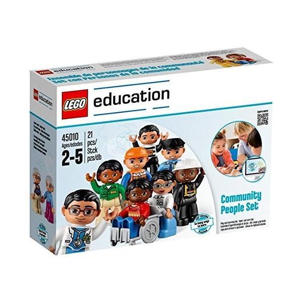 LEGO レゴ デュプロ はたらく人たち 45010 国内正規品 V95-5263|suzumori|03