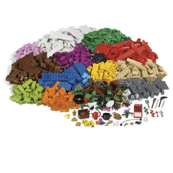 LEGO レゴ 基本ブロック カラフルセット 9385 国内正規品 V95-5414 suzumori 02