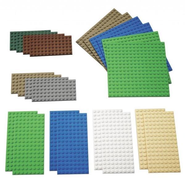 LEGO レゴ 基礎板 バラエティセット 9388 国内正規品 V95-5424|suzumori