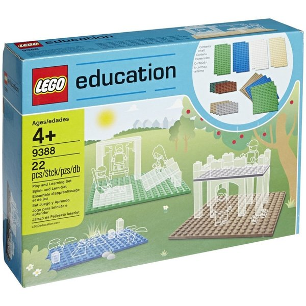 LEGO レゴ 基礎板 バラエティセット 9388 国内正規品 V95-5424|suzumori|02