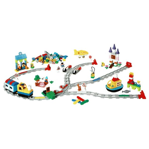LEGO レゴ DUPLO デュプロ プログラミングトレインセット 45025|suzumori