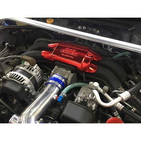 トヨタ86/スバルBRZ用 WITHオリジナル エンジンコレクターカバー suzumori 03