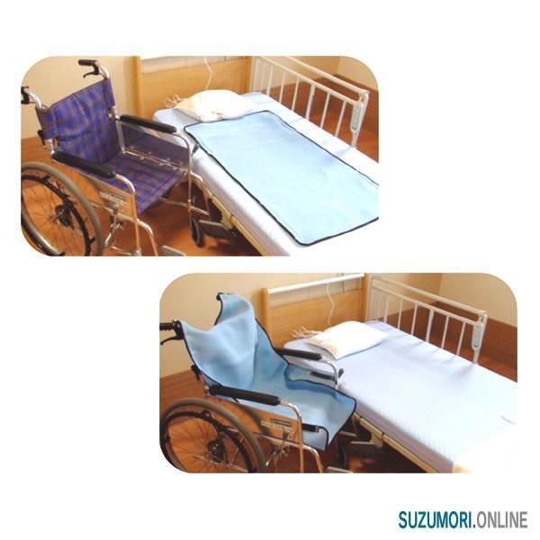 リフトケアシート 救護 マット AED備品 抗菌 介護 移乗|suzumori|05