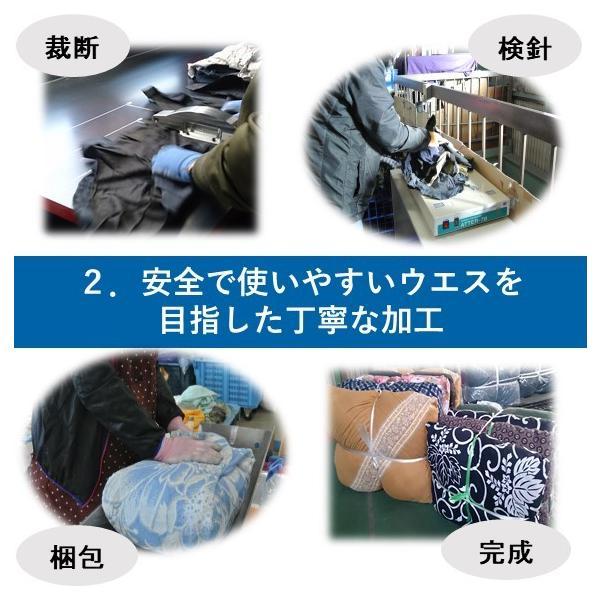 白メリヤスウエス  10kg  綿 布 リサイクル  メンテナンス 掃除 大掃除 使い捨て雑巾 suzuroku-uesu 07