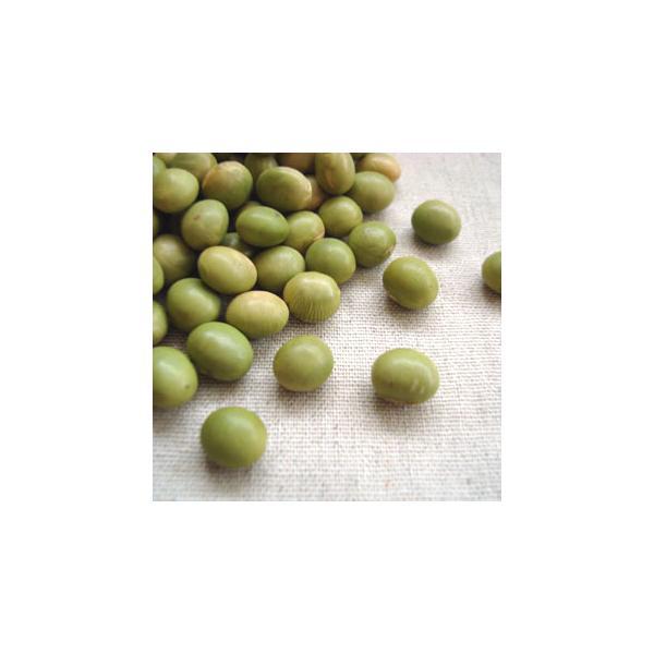 秘伝豆 200g 2020年 山形県産 青大豆 送料無料 ※例年より粒が小さくなっております [M便 1/2]