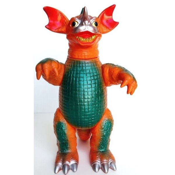 ウルトラマン怪獣バラゴンソフビフィギュアマルサン日本製特撮(C)東宝BANDAI1992ブルマァク当時商品コレクション