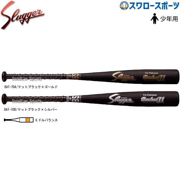久保田スラッガー 少年用軟式アルミバット J号球対応 BAT 70
