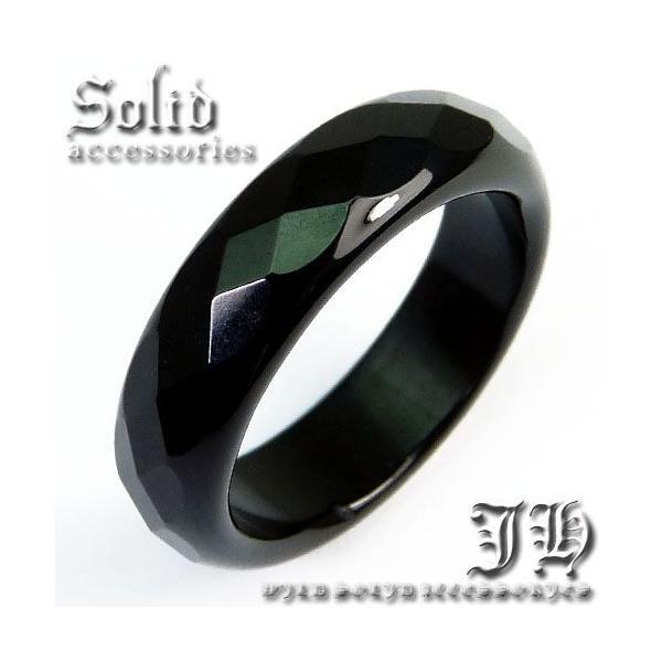 超 目玉 100%本物保証 天然石オニキスリング498円 煌きGlassカット ブラック 指輪 ペア ピンキーリングchr9 15号 パワーストーン おしゃれ