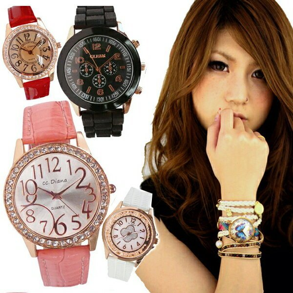 tvs-l 全70種類999円超人気レディース腕時計可愛いミサンガウォッチブレスレットウォッチ生活防水 おしゃれ