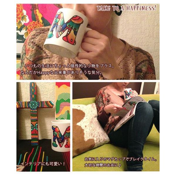 マグカップ イニシャル 陶器 名入れ ペア ブランドプレゼント マグカップ xm new|swasuwa|03