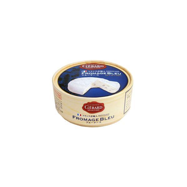 (お取り寄せ商品)ジェラールセレクション フロマージュ ブルーチーズ 125g(冷蔵)