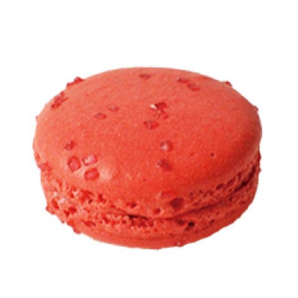 (PB)丸菱 冷凍Mマカロン(解凍後要冷蔵) フランボワーズ  (大) 直径45mm×30個(冷凍)