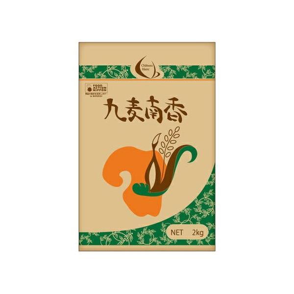 (PB)九州産 パン用強力粉 小麦粉 九麦南香 25kg(常温)