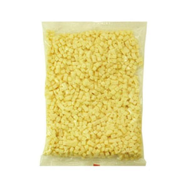 (PB)丸菱 プロセスダイスチーズ 8mm 1kg サイコロチーズ(冷蔵)