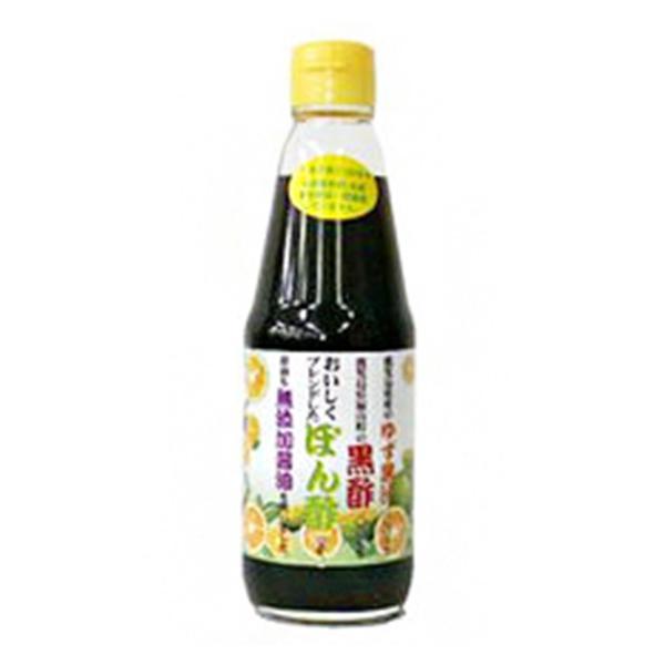 (お取り寄せ商品)唐船峡 黒酢ポン酢 300ml×15本(常温)