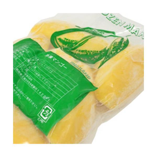 マンゴー ハーフ ナムドクマイ種 1kg (冷凍)