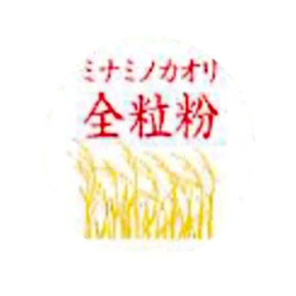 大陽製粉 ミナミノカオリ 全粒粉 500g(常温)(小分け)