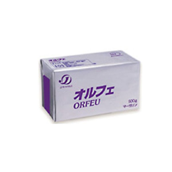 (予約商品)Jオイルミルズ オルフェ マーガリン 無塩 500g×20個 10kg (冷蔵)