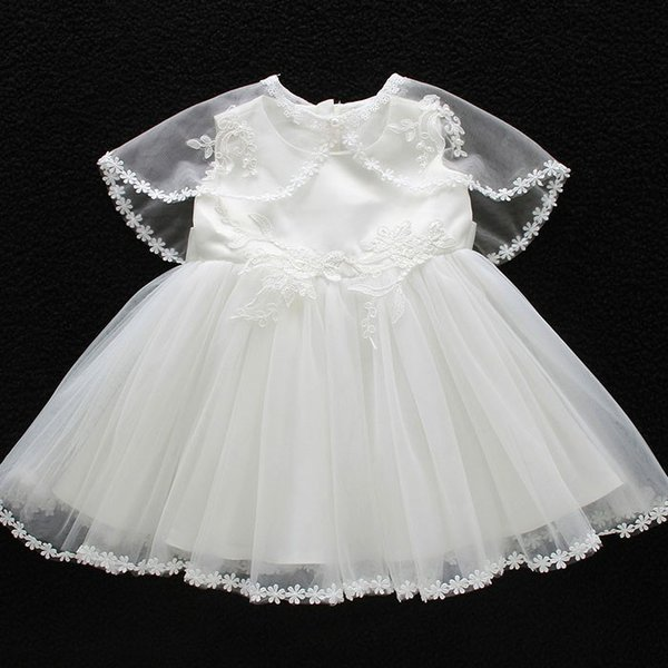 abaacca1b5846 ... 2019ベビードレス 女の子 子供服 ワンピース 結婚式 新生児 お呼ばれ 発表会 赤ちゃん ドレス お ...