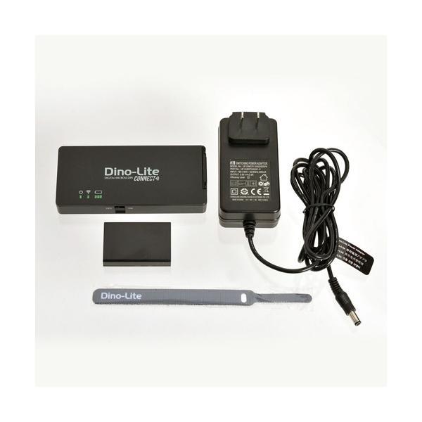 サンコー Dino-Liteシリーズ用コネクト(タブレット&スマホ無線接続アダプター) DINOWF10