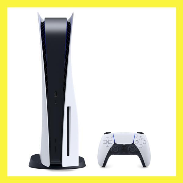 新品 SONYプレイステーション5本体 CFI-1000A01 通常版(ディスクドライブ搭載モデル)PS5