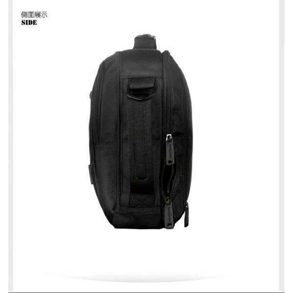 swisswin 3way ビジネスバッグ ビジネスリュック ビジネス バッグ ブリーフケース リュック メンズ 通勤バッグ PCバッグ 軽量 SWE1018|swisswin|13