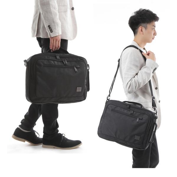 swisswin 3way ビジネスバッグ ビジネスリュック ビジネス バッグ ブリーフケース リュック メンズ 通勤バッグ PCバッグ 軽量 SWE1018|swisswin|03