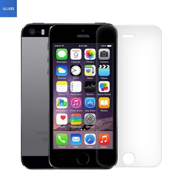 032454a74d iPhone SE 5S 5C 5 強化ガラス ジェイグラス JGLASS 日本製素材 アイフォン SE 5S ...