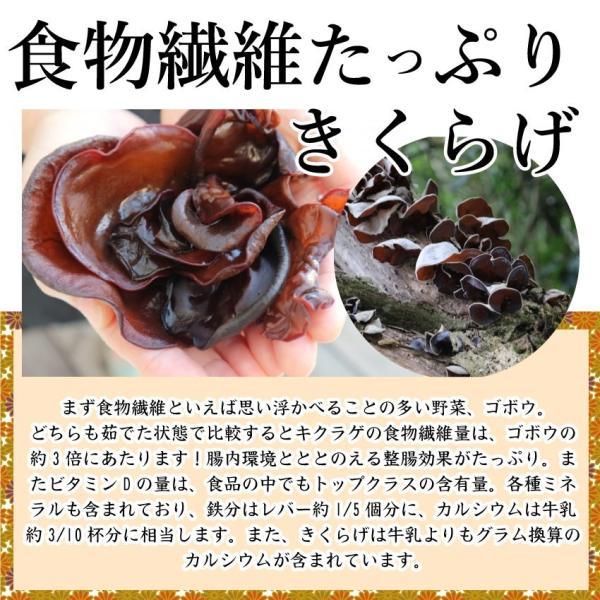 コリコリきくらげ 絶品 佃煮 ごはんのおとも  ポイント消化 送料無料 メール便|syabumaru|07