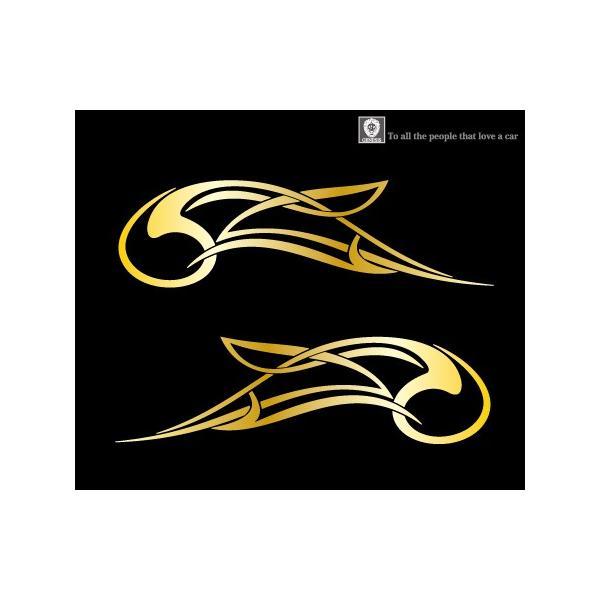 カードアコーナーステッカー06★車用バイナルグラフィック痛車等ワイルドスピード系|syarakugenesis|02