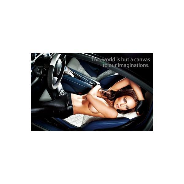 ガールズカスタムカーマットgo17★ワイルドスピード系ラグジュアリーVIP|syarakugenesis