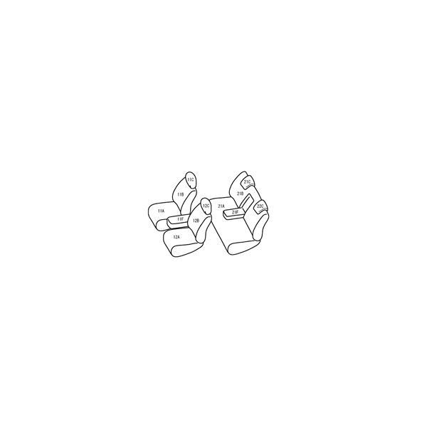 Bellezza/ベレッツァ シートカバー レジェンド KA9 セダン ホワイト syarakuin-shop 02