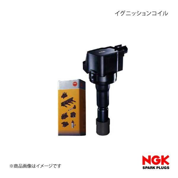 NGK エヌジーケー イグニッションコイル インスパイア 3000cc UC1 J30A(エンジンNo6010289-) 品番U5160 6個
