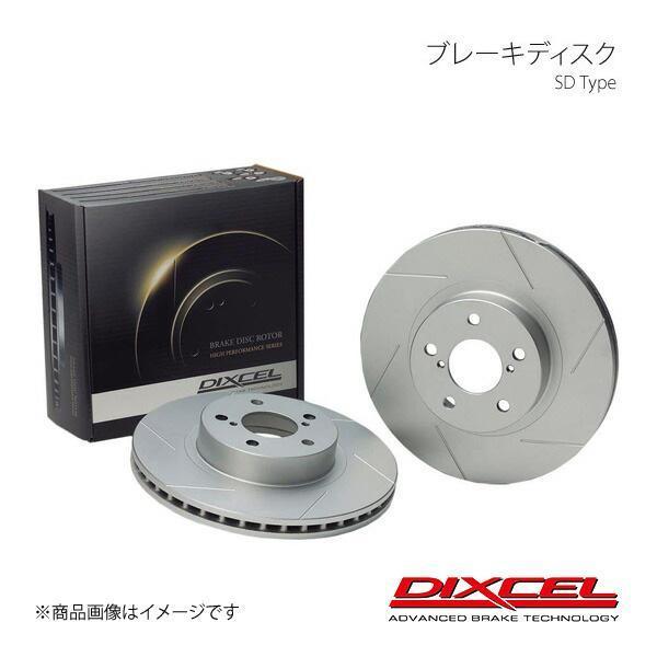 DIXCEL ディクセル ブレーキディスク SD リア Volkswagen Passat 4.0 W8 4-MOTION B5(3BBDNF) 02/05〜06/03 セダン/ワゴン SD1354352S