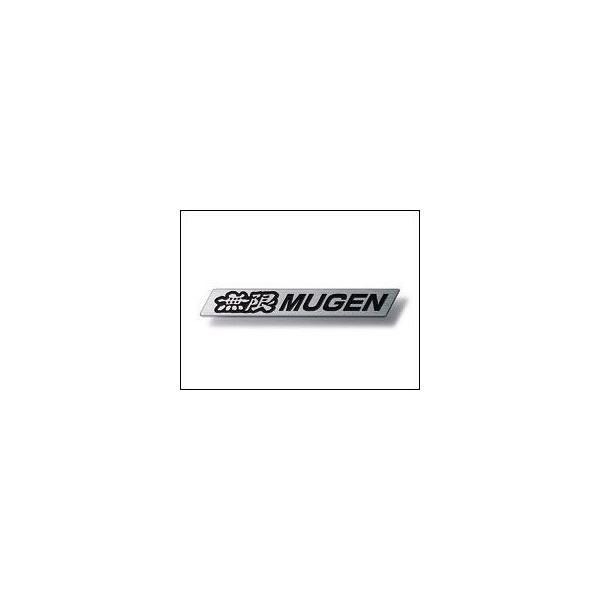 <メール便可>無限 メタルエンブレム MUGEN METAL EMBLEM(S)