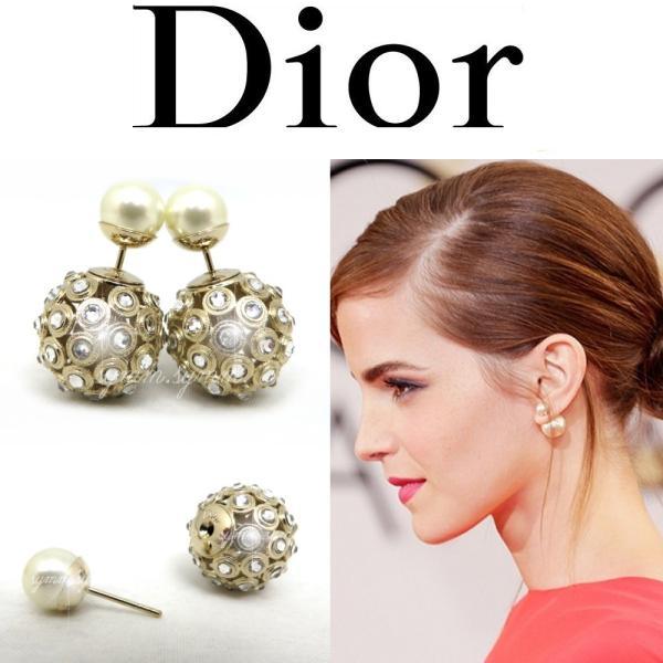hot sale online 36fbf 3a0a8 クリスチャン ディオール Christian Dior クリスタル トライバル ...