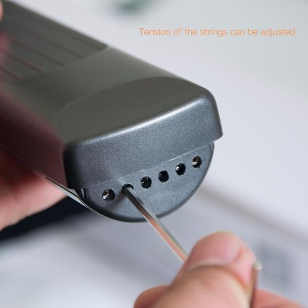 ポータブル ポケット 練習用 弦つき アコースティックギター 液晶画面 コード表示つき|synergy2|11