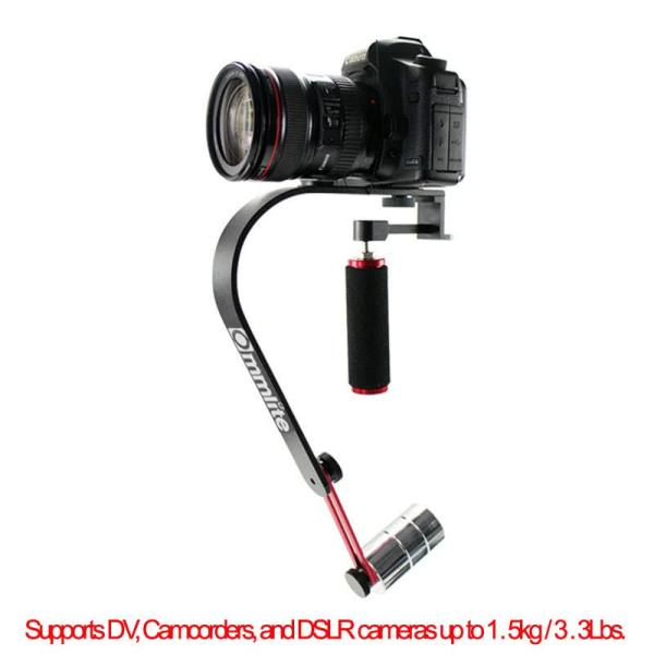 Commlite デジタルカメラ・ビデオカメラ対応 スタビライザー