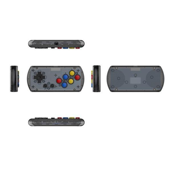 レトロ ゲームコンソール エミュレーター 3000ゲーム内蔵 MP3プレーヤー synergy2 11
