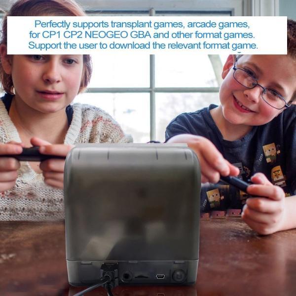 レトロ ゲームコンソール エミュレーター 3000ゲーム内蔵 MP3プレーヤー synergy2 03