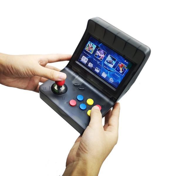 レトロ ゲームコンソール エミュレーター 3000ゲーム内蔵 MP3プレーヤー synergy2 06
