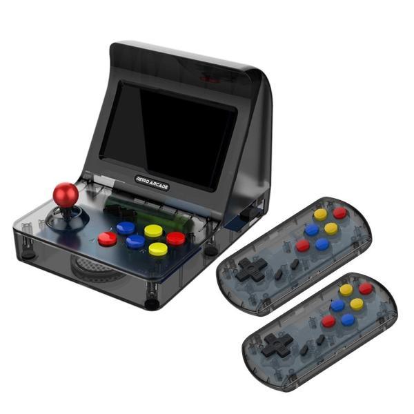 レトロ ゲームコンソール エミュレーター 3000ゲーム内蔵 MP3プレーヤー synergy2 07