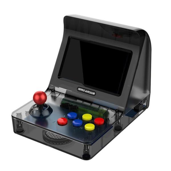 レトロ ゲームコンソール エミュレーター 3000ゲーム内蔵 MP3プレーヤー synergy2 08