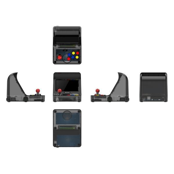 レトロ ゲームコンソール エミュレーター 3000ゲーム内蔵 MP3プレーヤー synergy2 10