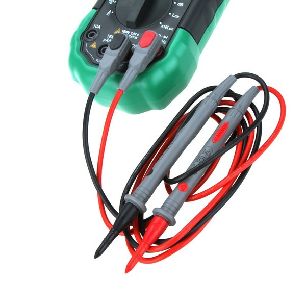 MASTECH MS8229 オートレンジデジタルマルチメーター( 温度計/湿度計/騒音計/照度計付)|synergy2|05