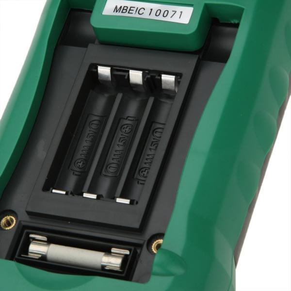MASTECH MS8229 オートレンジデジタルマルチメーター( 温度計/湿度計/騒音計/照度計付)|synergy2|07